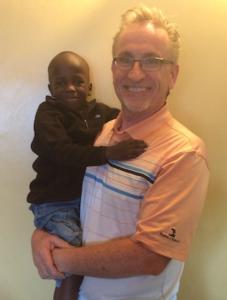 Brian Thomson Jadon Kenya Dream Centre 2016 home of hope child sponsorship sponsor africa children