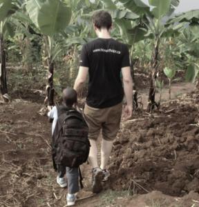 Home of Hope Teams - Brayden in Rwanda