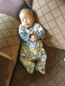 5 month old Sebastian