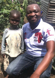 225dpi Congo Christian and child higest quality
